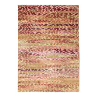 Tappeto Four seasons arancione 120 x 160 cm