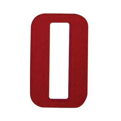 Lettera adesiva O