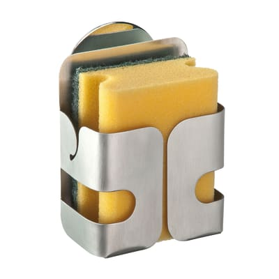 Porta spugna Turbo-loc grigio