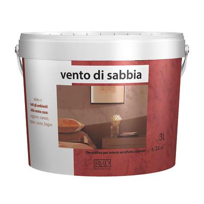 Pittura ad effetto decorativo Vento di sabbia Sahara 3 L