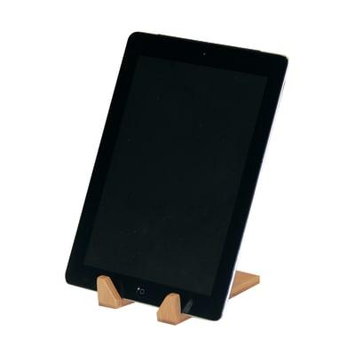 Supporto per tablet/ricettario naturale L 9 x P 12 x H 13 cm