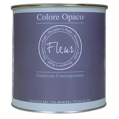 Idropittura traspirante vanilla ice 2,5 L Fleur