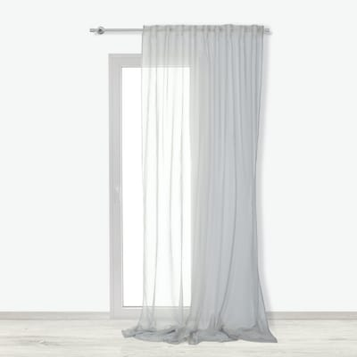 Tenda Softy grigio 200 x 280 cm